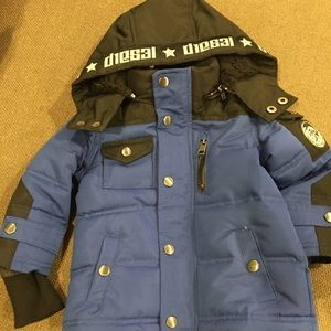BNWT DIESEL FALL/WINTER JACKET